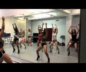 Vybz Kartel-Go Go Wine/BRUKWINE Dance Workout