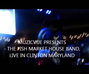 The FISH MARKET LIVE HOUSE BAND   V