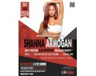 Shanna Armogan Calendar Party SAT Feb 25th @ LiLi Lounge.