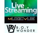 Boy Wonder Live Streaming on Muzicvue