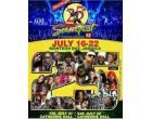 Reggae Sumfest July 16-22, Montego Bay, Jamaica
