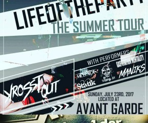 Life of the Party  Summer Tour