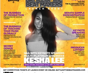 Battle of the Beatmakers Nov 9th