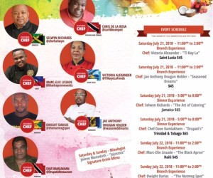 Muzicvue Presents Carifestival Taste The Caribbean
