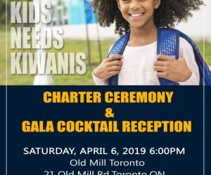 KIWANIS Toronto Caribbean Ceremony  Gala 2019