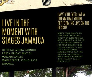 REBEL VIBEZ  VIBE105  Stages Jamaica