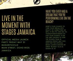 REBEL VIBEZ  VIBE105  Stages Jamaica