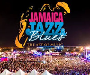 Jamaica Jazz  Blues Festival 2021  (Replay)